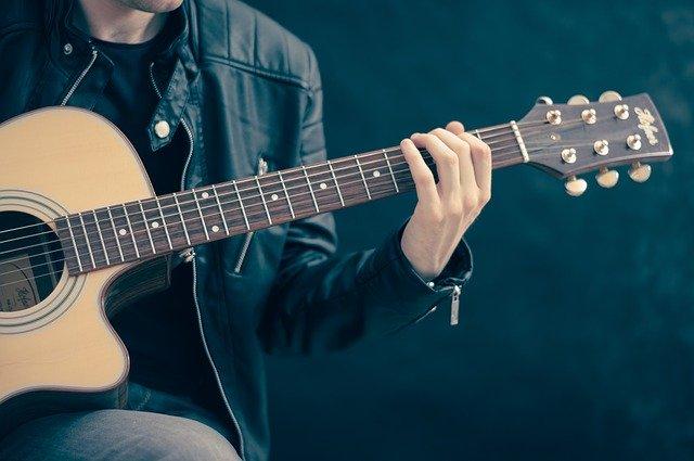 Minä ja kitara